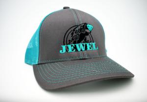 Jewel Flat-Bill Cap