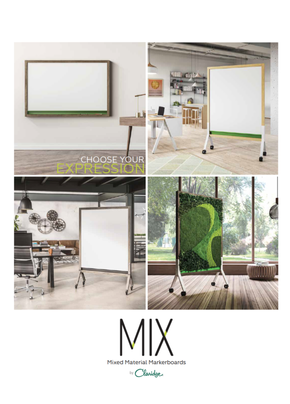 MIX Mobile & Wall Mounted Boards Catalog