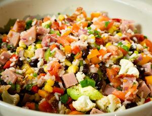 Garden Rummage Salad