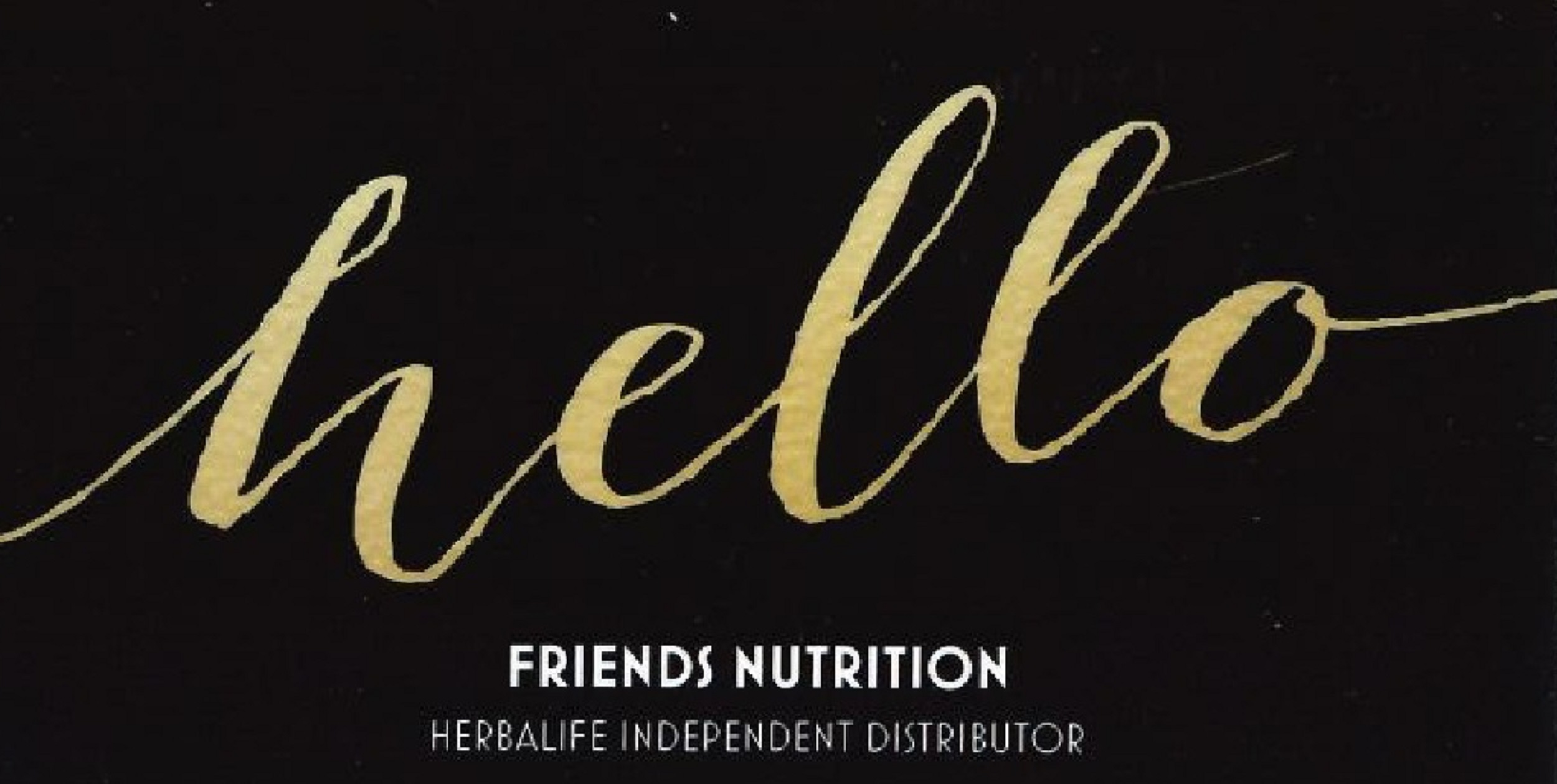 Friends Nutrition