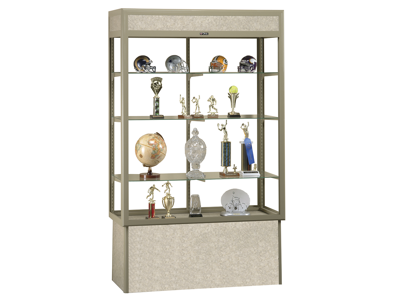 1453 NOUVEAU SERIES DISPLAY CASE