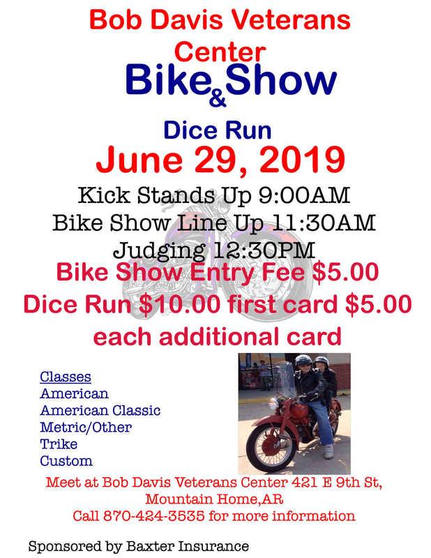 Bike Show & Dice Run