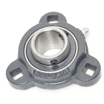 BEARING ASY W/CAST IRON FLANGE