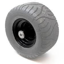 Mower Front Caster Wheel