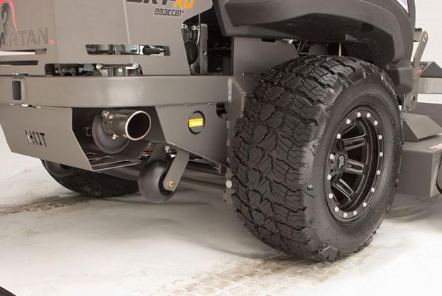 Rear Stabilizing Kit