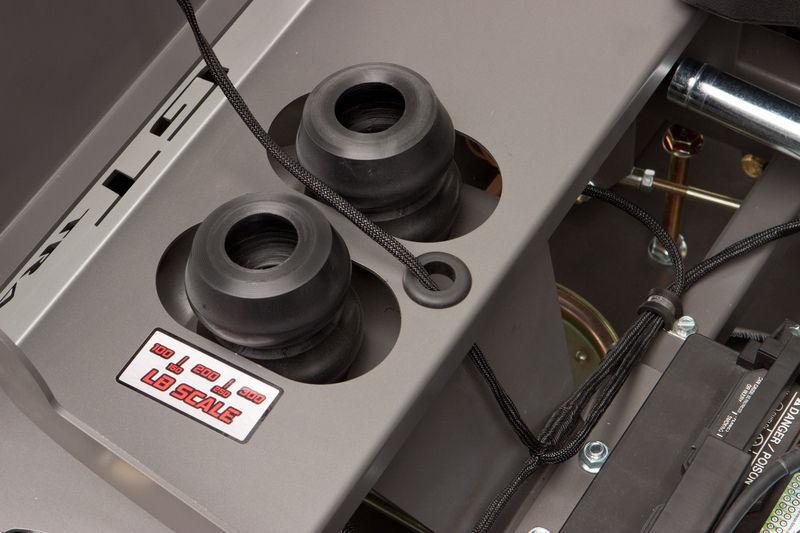 RT Seat Suspension Upgrade
