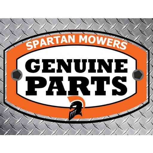 Mower Deck Chute Hinge Assembly