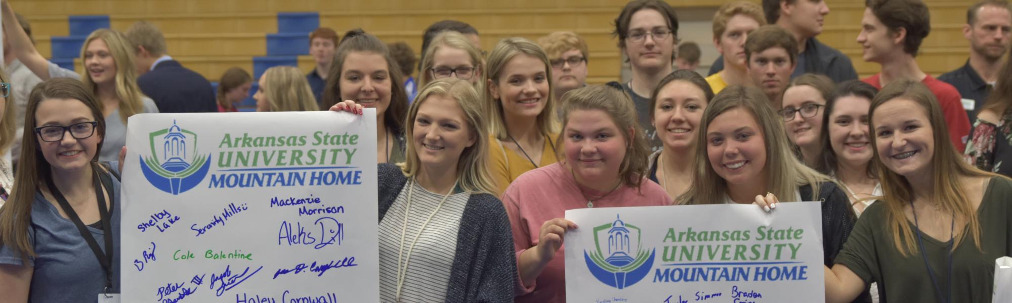High School Students Arkansas State University Mountain