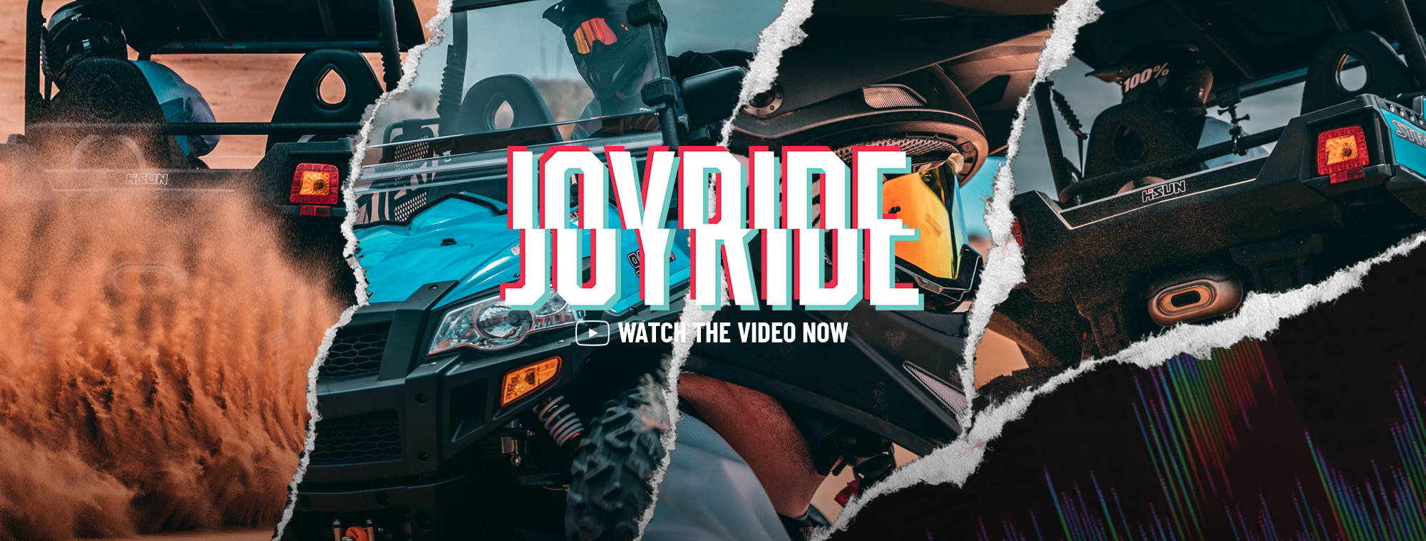 Joyride: Strike 900 - Red Sands, El Paso