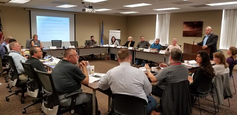 Illinois River Instream Flow Meeting