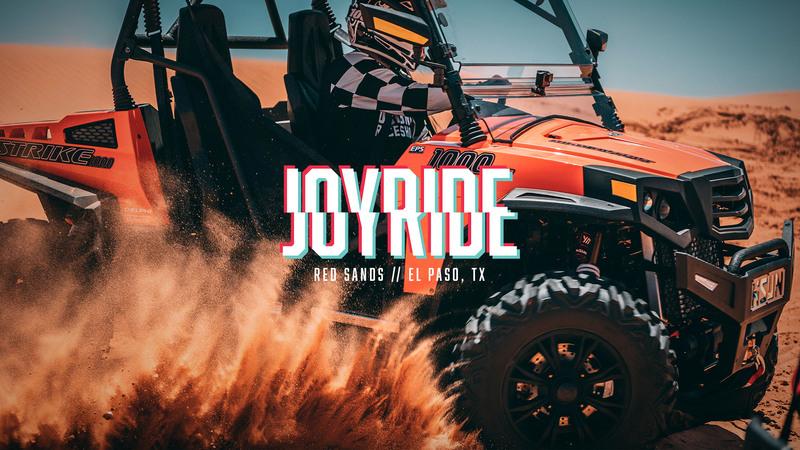 JOYRIDE: STRIKE 1000 – RED SANDS, EL PASO