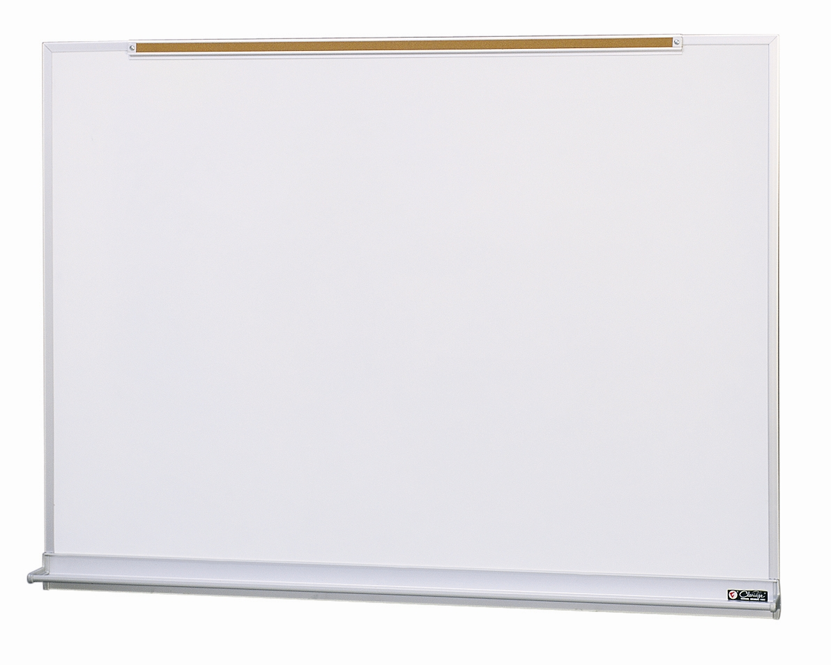 MOD2 UNITS - Modular Dry Erase Markerboard or Chalkboard with Aluminum Frame
