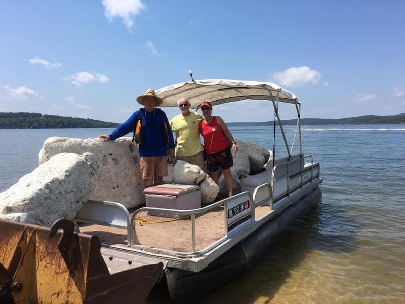 Tenkiller Lake Clean Up A Success