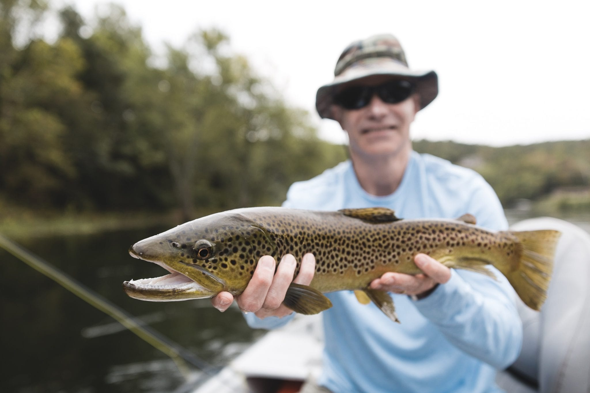 The White River Inn, trout fishing Arkansas, White River fishing, fly fishing packages, Arkansas fishing trip