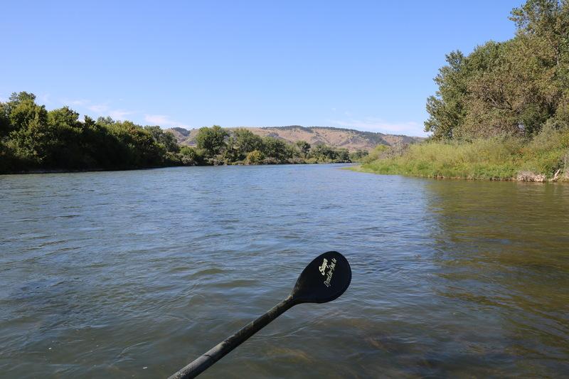 Big Horn River, Montana