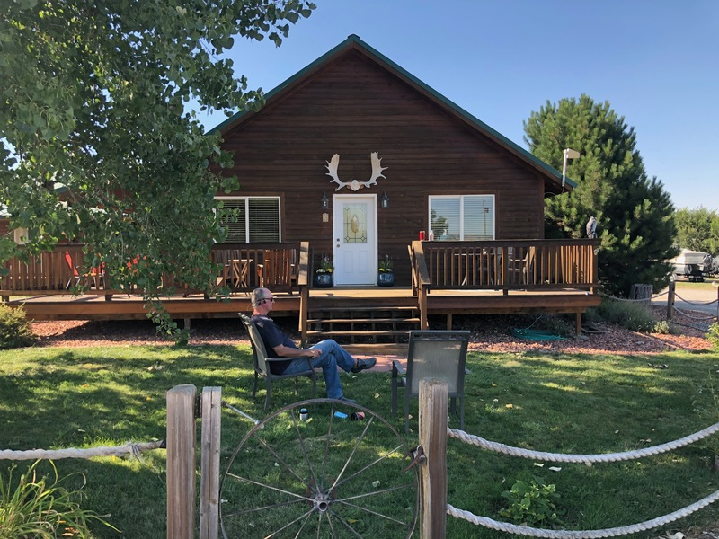 Leaning Tree Lodge, Fort Smith, Montana