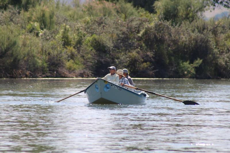 Kathy & Barry Beck, Big Horn River, Mt