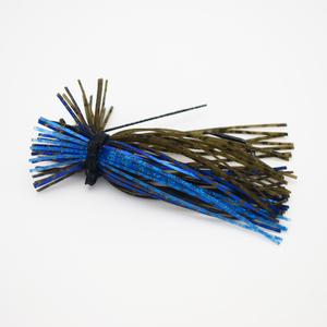 Pro Spider Jig in Okeechobee Blue