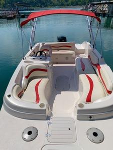 150hp Outboard Deck Ski Boats