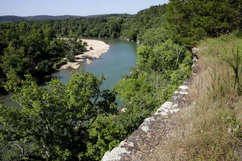 Meeting on Illinois River Watershed Protection MOA