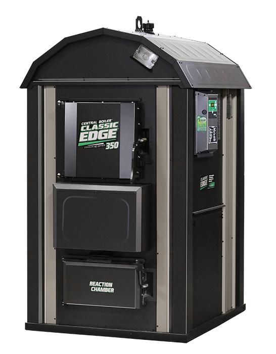 Classic Edge 350 Titanium HD Firebox Volume - 10 cu ft  Manufacturer's Rated Heat Output Capacity** - 170,000 Btu/hr