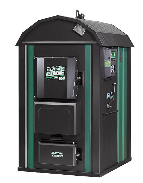 Classic Edge 550 Titanium HD Firebox Volume - 14 cu ft  Firebox DimManufacturer's Rated Heat Output Capacity** - 178,000 Btu/hr ensions - 33