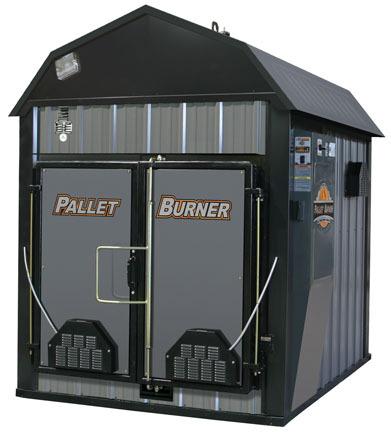 Pallet Burner Firebox - 72