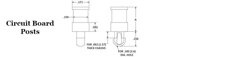 Circuit Board Post