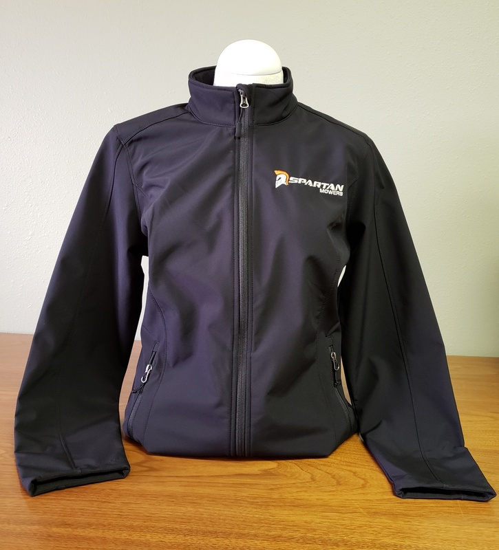 SPARTAN SHELL JACKET - BLACK (WOMEN'S)