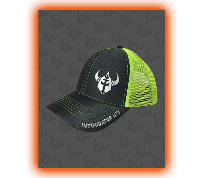 INTIMIDATOR SNAPBACK - GREEN/GRAY