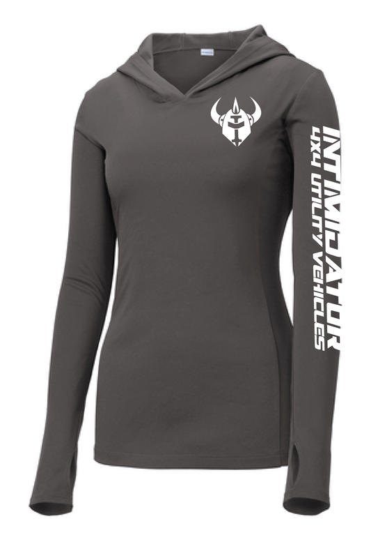 INTIMIDATOR LADIES HOODED PERFORMANCE