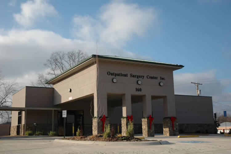 Outpatient Surgery Center, Inc in Mountain Home, AR