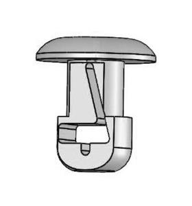 Special Key Hole Clip