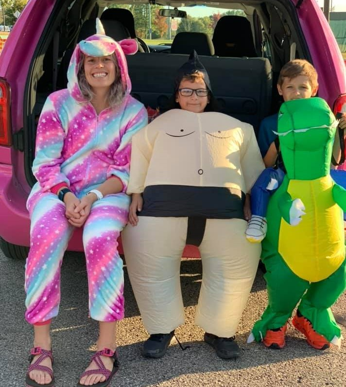 Trunk or Treat - October