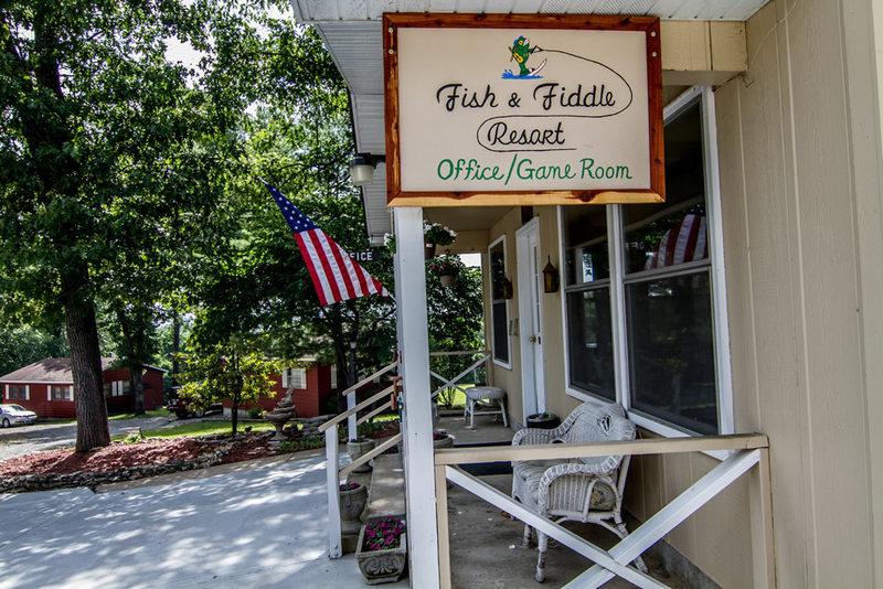 Fish & Fiddle Resort