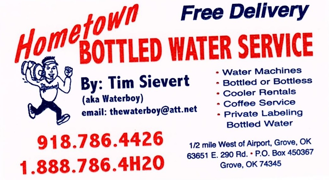 Hometown Bottled Water Services