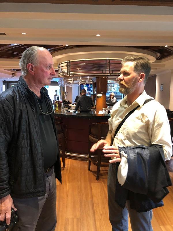 Tom Hawthorne, The Ozark Angler & Scott Jones, Chilean Special Journeys