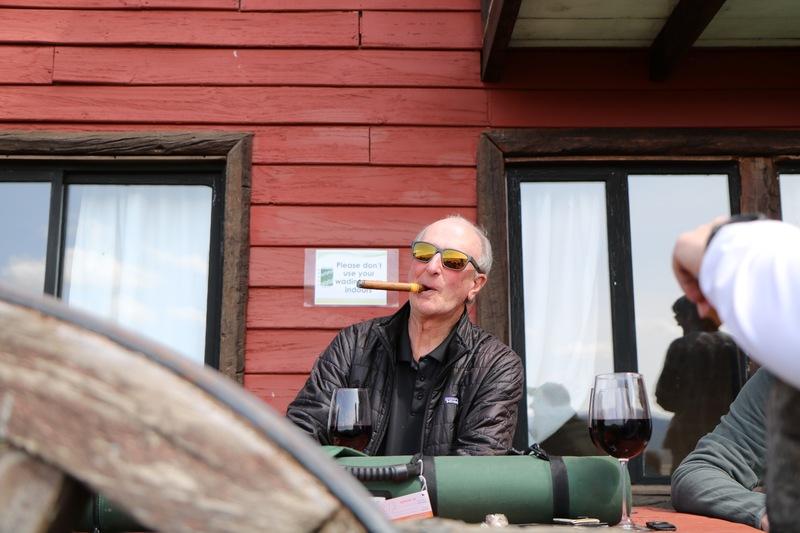 Tom Hawthorne, the Ozark Angler.