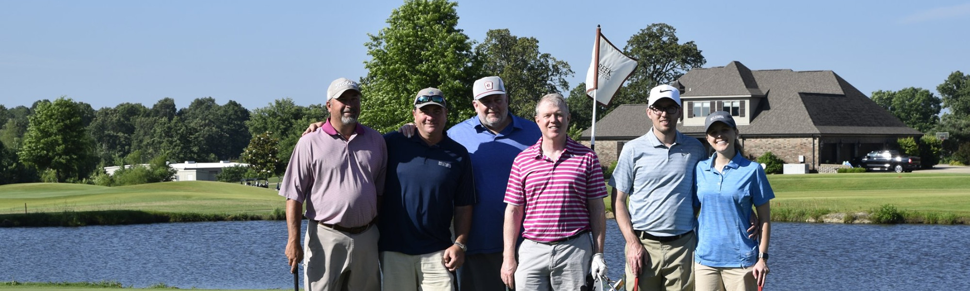 ASUMH Charity Golf Tournament Background Pic