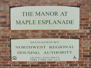 The Manor at Maple Esplanade -