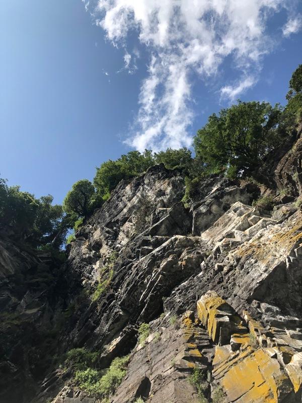 Canyon of The Rio Simpson