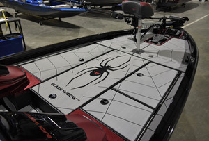 Center Lid Graphics - Interior & Exterior