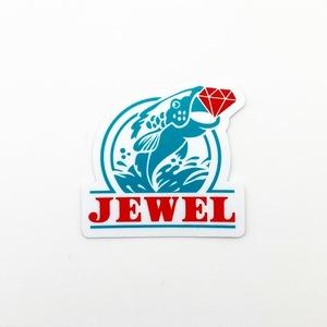 Jewel Original Logo Sticker