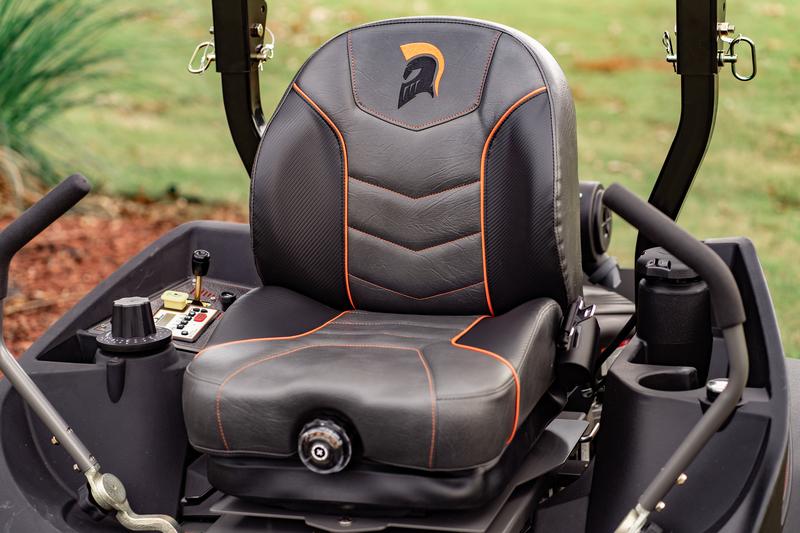 Full Seat Suspension