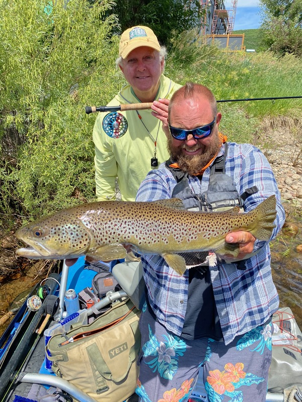 Yampa Valley Anglers, Steamboat Springs, Co.