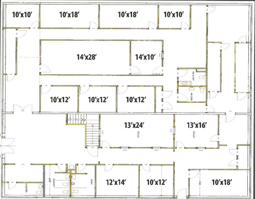Business Center  - Office Leasing Space