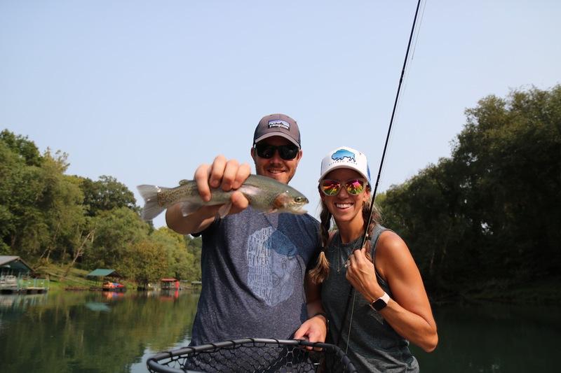 Mollie & John Campbell/ 9-18-2020 Guide Trip