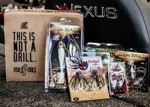 Fish Tools Christmas Box