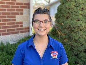 Ashton Mathis  Assistant Women's Home Director