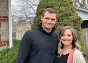 Dean & Miranda Cotter   Children's Pastors